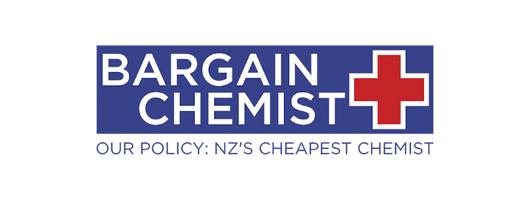 Logo Bargain Chemist
