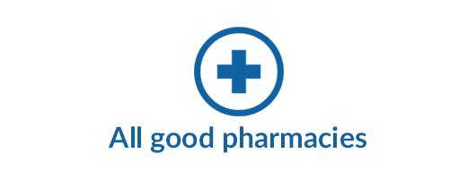 Available All Good Pharmacies